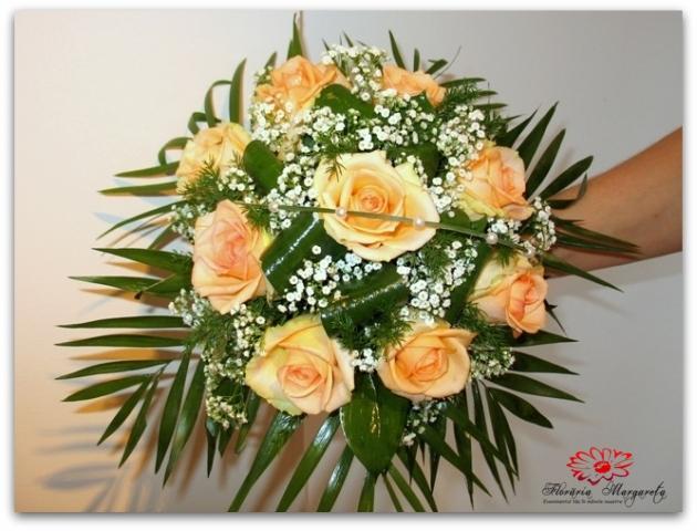 Buchete De Mireasa Floraria Margareta Timisoara