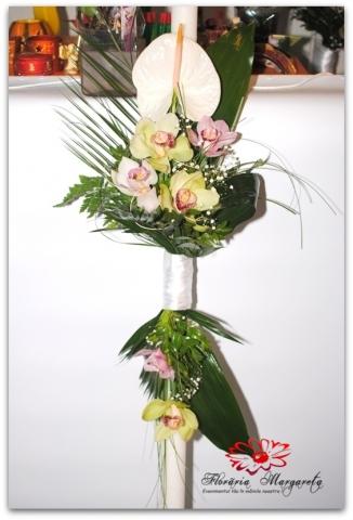 Lumanari Botez Floraria Margareta Timisoara